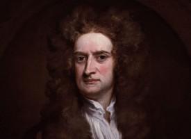 Newtons mor: Synd for min 12-tals-dreng, at han er fanget i karakterræs (fra arkivet, 1663)