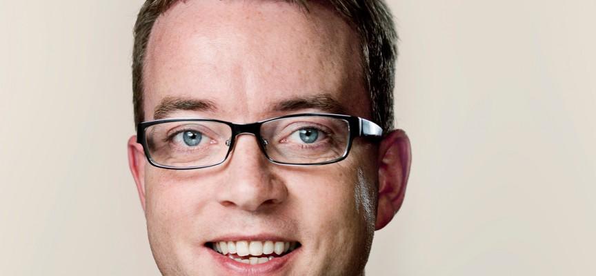 Gud afviser: Esben Lunde Larsen er ikke intelligent design