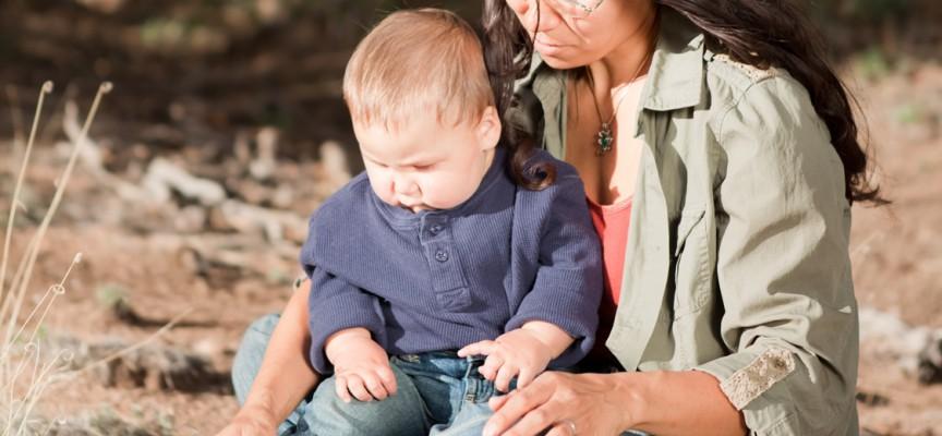 Indianerbørn skræmmes med genfødsel som DF'ere
