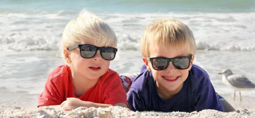 Danske børn elsker ferier uden mor og far