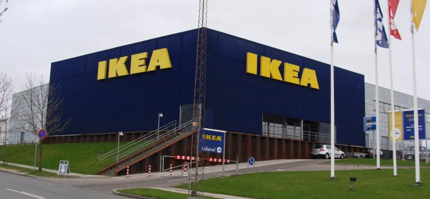 Hetero Pride nummer en million afholdt i IKEA