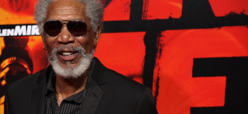 Reprimande fra Morgan Freeman stopper racisme i USA