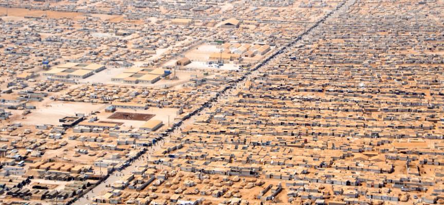 Jordan vil oprette flygtningelejre i fjernområderne
