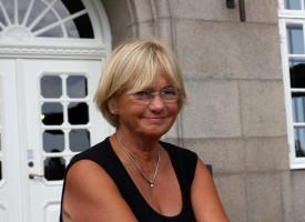 Pia Kjærsgaard hylder menneskesmugling