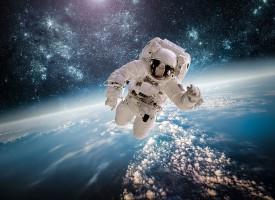 Dansk astronaut nægtet indrejse i atmosfæren