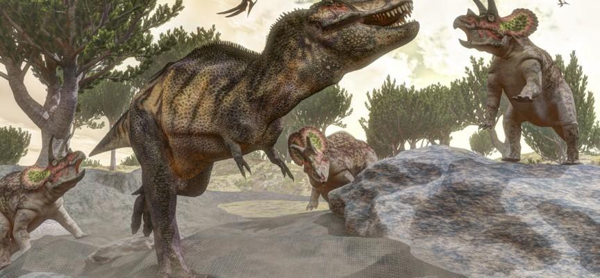 Forsker: Kontanthjælpsloft udslettede dinosaurerne