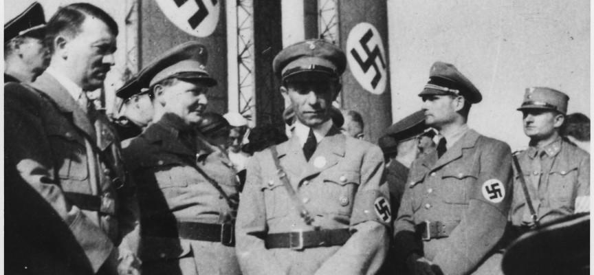 Dansk Folkeparti erkender: Ja ok, vi er nazi