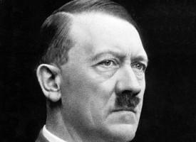 Hitler: Jeg opfandt ForældreIntra