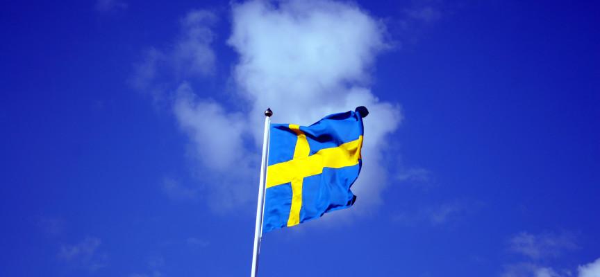 Hændelse sket i Sverige