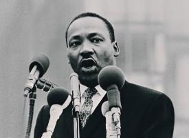 Væk med neger-referencer: Amerikanske universiteter fjerner Martin Luther King fra pensum