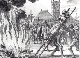 Inkvisitionen forsvarer heksebrændinger: Hvordan skal vi ellers redde familierne? (fra arkivet, 1588)