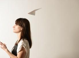 Kvinde forlader brevskrivning: For meget overflade og selvpromovering