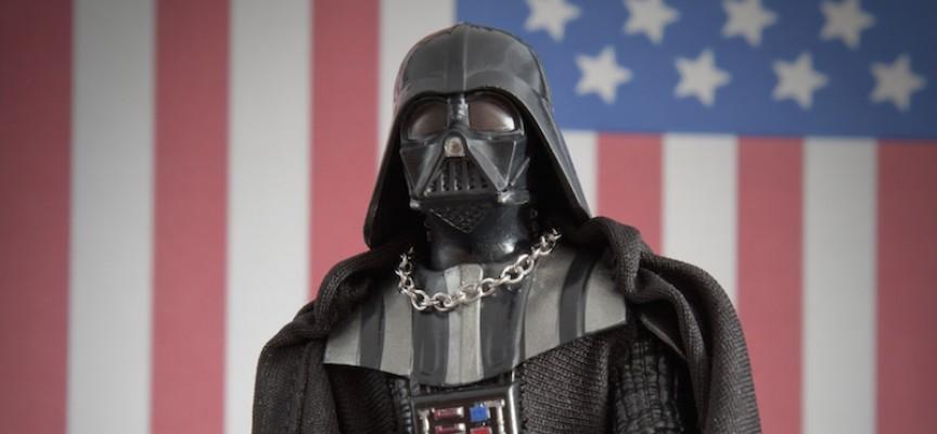 Forsker: Darth Vader og Stjernekrigen er Vestens skyld