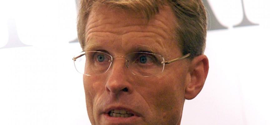Bo Lidegaard udnævnt til pave