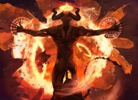 Karrierecoach advarer mod panik over svovllugtende mand med horn i panden, der vil indhylle jorden i evigt mørke