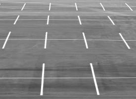 Kedelig park omdannet til parkeringsoase