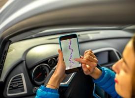 Femicaching hitter: På krænkelsesjagt med GPS'en