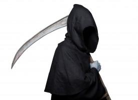 Rokoko Classic: Døden indrømmer: Jeg har været lidt træls på det seneste