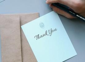 Takkebrevsskandale: 72 procent mente slet ikke, det var hyggeligt