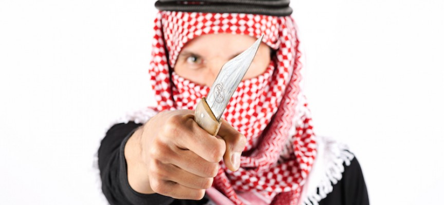 Muslimer starter borgerkrig (fra fremtidsarkivet, 2017)