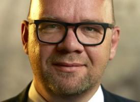 Castingchok: Lars Hjortshøj skal spille Julemanden