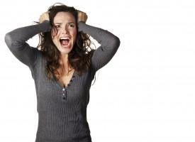 Kvinde raser: blev tiltalt af mand