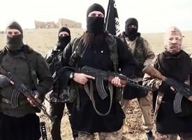 Islamisk Stat overgiver sig til Søren Pinds fornuftskorps