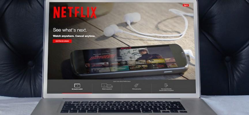 Kærestepar finder den helt rigtige Netflix-film klokken 23.13