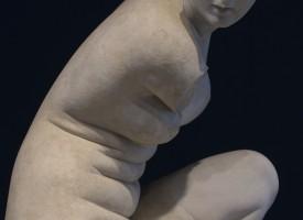 """Skulptør laver """"grim"""" statue: Vi skal holde op med at jage det perfekte (fra arkivet, 253 f.v.t.)"""