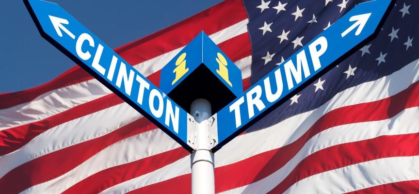 Gårdvagt aflyser amerikansk præsidentvalg på grund af fjollethed