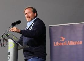 Anders Samuelsen vinder hemmeligt folketingsvalg
