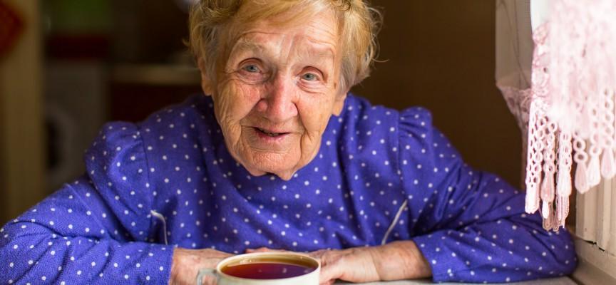 112-årig afslører hemmelighed bag langt liv: Undgå at dø