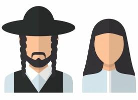 Kvinde dropper kostråd og konverterer: Nemmere at være ortodoks jøde