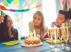 Danskerne raser: Maria fejrede fødselsdag med kage