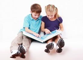 """Poetisk børnebog beskrevet med ordet """"fin"""" i anmeldelse"""