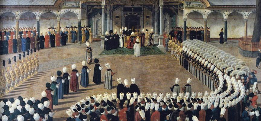 Sofavælgere genrejser Osmannerriget