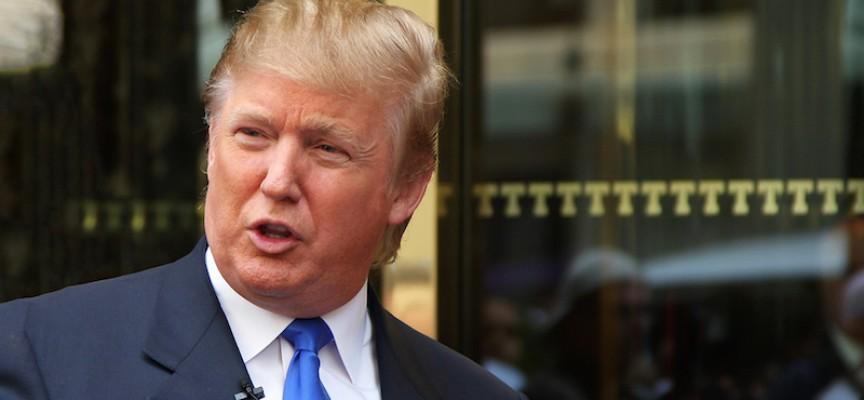 Trump raser: Biblen er fake news