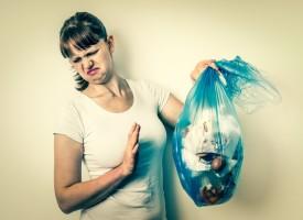 Den ulækre sandhed: Din skraldespand er fyldt med affald