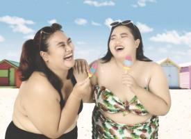 RokokoGuide: Føl dig godt tilpas på stranden, selvom du er tyk og klam