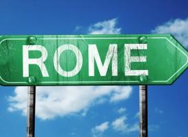 Skuffede italienske bilturister: Alle veje fører tilbage til Rom