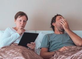 Ukendte Anni er bordsalt-dater: Jeg opfylder mænds drøm om at være kørt fast i ægteskabet
