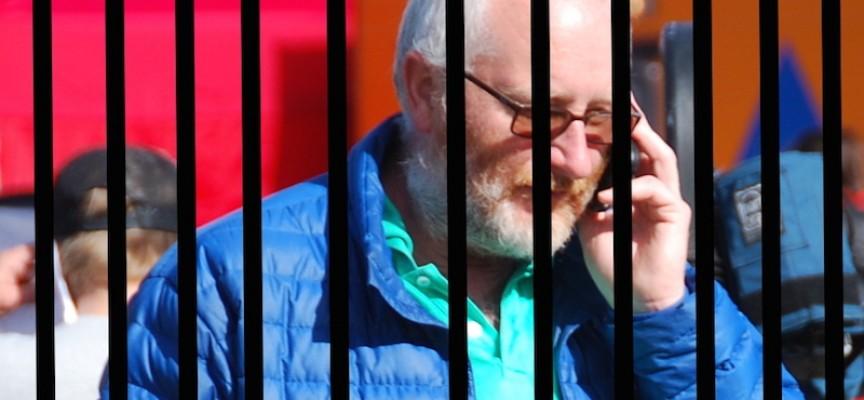 Zentropa sætter Peter Aalbæk i bur inden julefrokost