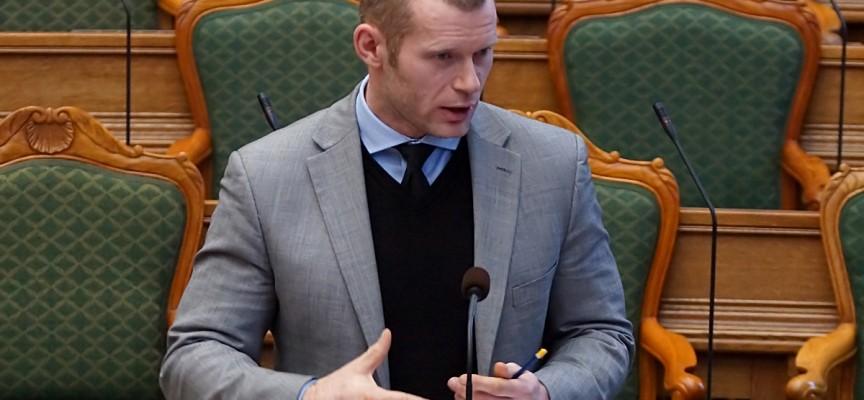 Joachim B. Olsen bliver ny redaktør for Modkraft