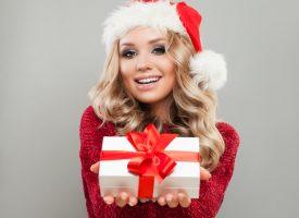 Ukendte Sandra glæder sig til at forære sine kvitteringer på velgørenhedsbidrag væk som julegaver