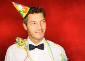 Mand provokerer: Min nytårsaften var faktisk en fed fest, der ikke skuffede