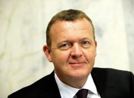 Lars Løkke: Jeg har en knap på mit skrivebord, som jeg kan hæve topskatten med