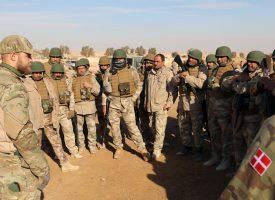 Dansk soldat: Spændende at arbejde med irakere, der en dag vil forsøge at slå mig ihjel