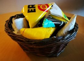 Mand fra Østerbro synes, at stofposer med gode budskaber på er mest miljørigtige