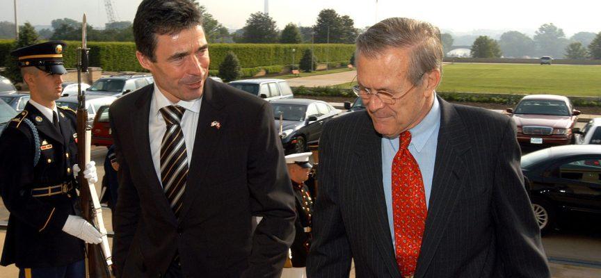 Ærlige Anders Fogh chokerer: Vedkender sig ansvar for Irak-krigen og boligboblen