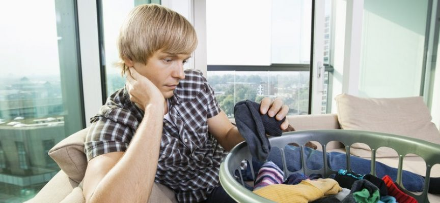 Allans modvilje mod at vaske tøj fortsat ubesejret